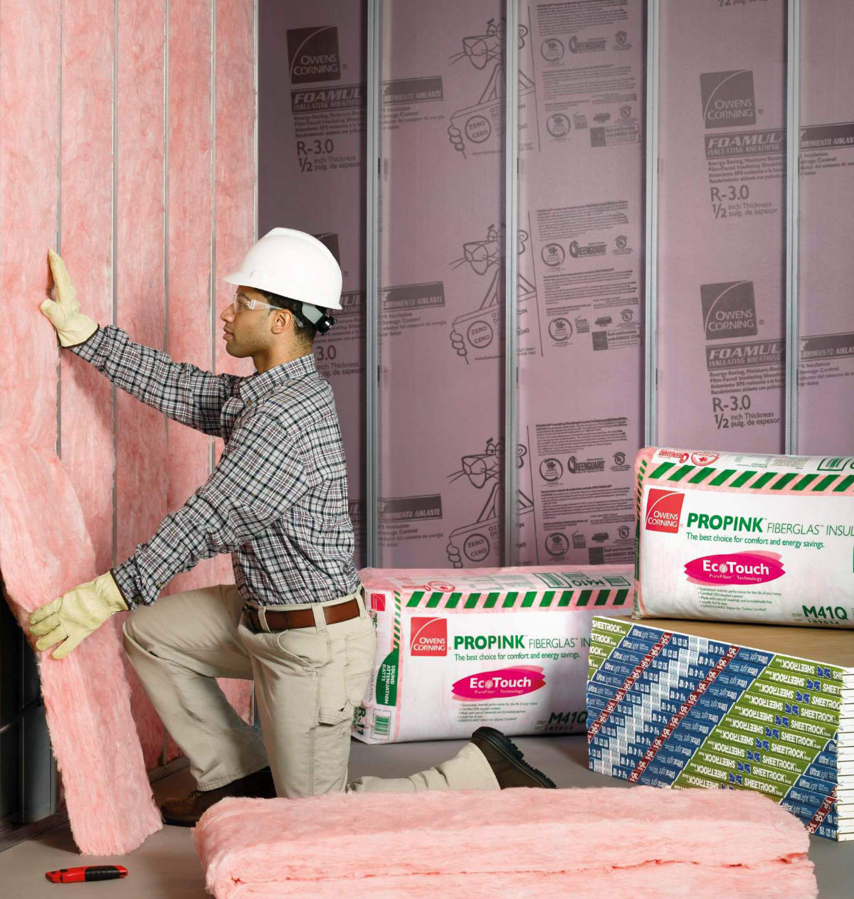 Commercial Rj Insulation